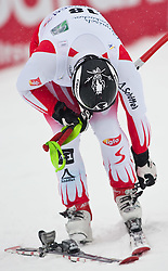 11.03.2010, Kandahar Strecke Herren, Garmisch Partenkirchen, GER, FIS Worldcup Alpin Ski, Garmisch, Men SuperG, im Bild Scheiber Mario, ( AUT, #18 ), Ski Atomic, EXPA Pictures © 2010, PhotoCredit: EXPA/ J. Groder /SPORTIDA PHOTO AGENCY