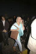Anneka Rice, Opening night of Cameron Mackintosh's new production 'Avenue Q' after-party at Mint Leaf. Suffolk Pl. London. 28 June 2006. ONE TIME USE ONLY - DO NOT ARCHIVE  © Copyright Photograph by Dafydd Jones 66 Stockwell Park Rd. London SW9 0DA Tel 020 7733 0108 www.dafjones.com