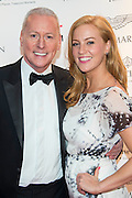 Jim White, and Sarah-Jane Mee both sky sports - UK charity, Sport for Freedom (SFF), marks Anti-Slavery Day 2015 by hosting a charity Gala Dinner, supported by Aston Martin, on Thursday 15th October at Stamford Bridge, home of Chelsea Football Club. This inaugural event brought together people from the world of sport, entertainment, media, and business to unite behind a promise to tackle the issue of modern day human trafficking and slavery.  <br /> Hosted by Sky presenters Sarah-Jane Mee and Jim White, the Sport for Freedom Gala Dinner includes guests such as jockey AP McCoy OBE; Denise Lewis, former British Olympic Gold Medal winner; BBC Strictly star, Brendan Cole; Al Bangura, former Watford FC player and Sport for Freedom Ambassador who was trafficked from Africa to the UK at the age of just 14yrs old; Made in Chelsea star, Ollie Proudlock; ITV weather presenter, Lucy Verasamy; Sky Sports F1 presenter and SFF Ambassador, Natalie Pinkham; Premier League footballers Ryan Bertrand of Southampton FC and Troy Deeney of Watford FC and champion boxer, Anthony Joshua; and The UK's first independent Anti Slavery Commissioner, Kevin Hyland OBE, who highlighted the issues of modern day slavery that face the UK and world today. <br /> The evening concluded with chart topping music from 'Naughty Boy'. <br /> Sport for Freedom are also joining forces with the Premier League Academies for an international  'Football for Freedom' tournament with their U16's players that will also involve educating those taking part about the issues surrounding modern day slavery. The final will take place at Liverpool FC's Academy on Anti-Slavery Day, 18th October.