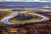 Kobuk River Area Aerials