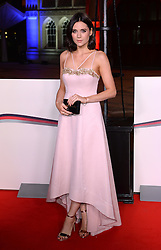 Lilah Parsons arriving at The Millies 2016, Guildhall, London. Picture Credit Should Read: Doug Peters/EMPICS Entertainment