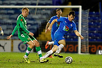 Connor Jennings. Stockport County FC 1-0 Yeovil Town FC. Vanarama National League. Edgeley Park. 6.2.21