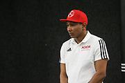 Boxen: Agon Sports, Berlin, 17.07.2020<br /> Trainer Franquis Aldama<br /> © Torsten Helmke