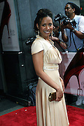 Tracie Thoms posing before entering the 'The Devil Wears Prada' premiere at the AMC LOEWS in Lincoln Square, New York, USA, on Monday, June 20, 2006. She is part of the cast. **ITALY OUT**
