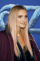 Ashlee Simpson at the World premiere of Disney's 'Frozen 2' held at the Dolby Theatre in Hollywood, USA on November 7, 2019.