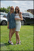 ELLA BIRCHNALL; LADY ELIZA MANNERS, Ebor Festival, York Races, 20 August 2014