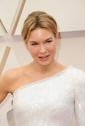 Renee Zellweger at the 92nd Academy Awards held at the Dolby Theatre in Hollywood, USA on February 9, 2020.