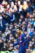 122317 Real Madrid v FC Barcelona, La Liga football match