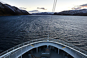 A culinary voyage onbord Hurtigruten, from Svolvær to Kirkenes.  Reportages of suppliers en route.<br /> Photo: Paul Paiewonsky©2016<br /> Photos may only be published with prior consent by photographer.