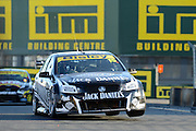 Jack Daniel's Racing Rick Kelly in action during  Race 5 of the ITM 400 Hamilton,Hamilton Street Circuit, Day Two, Hamilton City ,V8 supercars,, Photo: Dion Mellow / photosport.co.nz