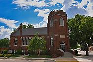 Church in Marysville, Kansas.