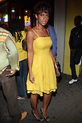 Brooke Crittendon at Vanessa Simmons' Birthday Celebration held at Su Casa on August 7, 2009 in New York City