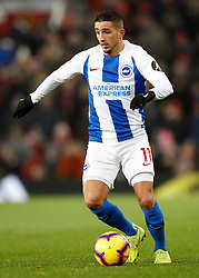 File photo dated 19-01-2019 of Brighton and Hove Albion's Anthony Knockaert