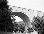 9342-14. Connecticut Ave Bridge over Rock Creek Parkway, Washington DC June 1938