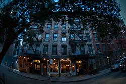 West Village Tenement Building, Manhattan, New York, US