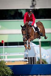 Beerbaum Ludger, GER, Casello<br /> Olympic Games Rio 2016<br /> © Hippo Foto - Dirk Caremans<br /> 16/08/16