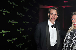 BEN ELLIOT at a party to launch the Dom Perignon Luminous label held at No.1 Mayfair, London on 24th May 2011.