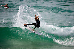 Matt Banting in the Vissla Sydney Surf Pro
