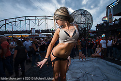 FTS Wrestler. Sturgis, SD. 2013<br /> <br /> Limited Edition Print from an edition of 15. Photo ©2013 Michael Lichter.