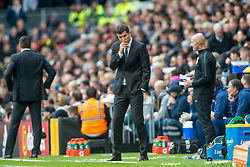 September 22, 2018 - Javi Gracia manager of Watford during the Premier League match between Fulham and Watford at Craven Cottage, London, England on 22 September 2018. Photo by Salvio Calabrese. (Credit Image: © AFP7 via ZUMA Wire)