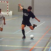 Zaalvoetbal, ZVV Hilversum - FC Marlene, Eric de Jongh