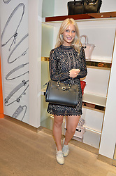 OLIVIA NEWMAN-YOUNG at a Hello! magazine and Folli Follie shopping evening at Folli Follie, 493 Oxford Street, London on 25th August 2016.