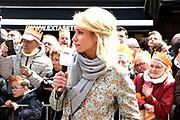 Koningsdag 2017 in Tilburg / Kingsday 2017 in Tilburg<br /> <br /> Op de foto / On the photo:  Dionne Stax