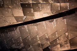 Space Shuttle Discovery Space Shuttle Thermal Protection Tiles, Air & Space Museum - Steven F. Udvar-Hazy Center