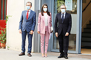 092420 Queen Letizia attends 'World Cancer Research Day'