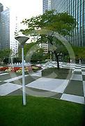 Pittsburgh, PA, Gateway Plaza Park