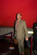 RICHARD DYER, The Hayward Gallery 40th birthday Gala. hayward Gallery. South Bank. 9 July 2008 *** Local Caption *** -DO NOT ARCHIVE-© Copyright Photograph by Dafydd Jones. 248 Clapham Rd. London SW9 0PZ. Tel 0207 820 0771. www.dafjones.com.