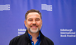 "Edinburgh, Scotland, UK. 23 August 2108. David Walliams brings his new book ""Bad Dad "" to the Festival."