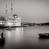 Title: Istanbul #6<br /> Year: 2017<br /> Place: Istanbul, Turkey<br /> Photographer: Ezequiel Scagnetti ©<br /> <br /> FINISHES:<br /> <br /> Canson Infinity Velin Museum Rag<br /> <br /> This paper is naturally age-resistant and has a unique fine-grained, smooth surface and structure and offers a pure white tone without optical brightening agents. It is ideal for sophisticated photographs and museum-grade applications, as well as fine art printmaking. <br /> Technical data:<br /> •Weight: 315 g/m2<br /> •Surface: Matt surface – soft textured<br /> •Composition: 100% cotton<br /> •Acid free paper<br /> •No OBA (optical brightening agents)<br /> •Colour resistance: above 120 years (framed with UV filter)<br /> <br /> Canson Infinity Highgloss Premium<br /> <br /> This ultra-white photo paper currently has the highest gloss level of the photographic resin-coated paper market. This paper offers vivid colours and deep blacks, coupled with excellent image sharpness, with a resolution of up to 5760 dpi. Canson Infinity Photo High Gloss Premium RC has been designed to comply with the highest lifespan requirements and respects the ISO 9706 standard.<br /> Technical data:<br /> •Weight: 315 g/m2<br /> •Surface: Gloss surface – Extra smooth feel<br /> •Composition: 100% alpha-cellulose<br /> •Acid free paper<br /> •Moderate OBA (optical brightening agents)<br /> •Colour resistance: above 100 years (framed with UV filter)<br /> <br /> Conditions of use and storage for Canson Paper Prints:<br /> <br /> * Use and store at a relative humidity of 35 to 65% and a temperature of 10 to 28° C (50° to 82°F) (sun light, extreme temperature or humidity level can decrease the lightfastness of your fine art prints)<br /> * Use only specially designed, acid free and archive grade tapes, adhesives and glues for mounting & framing <br /> * It's recommended the use of cotton gloves when handling the print<br /> * Avoid hanging the artwork in direct sunlight