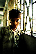 The most densely populated country on our planet. <br /> People, noise, movement, waterways, green paddy fields, and big smiles. Bangladesh is under great threat from sea level rise, as the majority of it's land is less than 2 meters above sea level. The annual monsoon rains engulf huge chunks of land, turning fields into rivers. As this happens, the salinity of fresh water increases and communities become displaced, joining the thousands of other climate refugees in the ever growing cities. <br /> <br /> Due to widespread corruption in national politics, the country's economy is in bad shape and child labour is often used. Some international clothing companies have factories in and around the capital Dhaka.