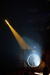 Griff performs during the Brit Awards 2021 at the O2 Arena, London. Picture date: Tuesday May 11, 2021.