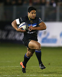 Bath Rugby's Ben Tapuai during the European Rugby Champions Cup, Pool Five match at the Recreation Ground, Bath