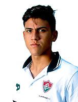 Brazilian Football League Serie A / <br /> ( Fluminense Football Club ) - <br /> Pedro Guilherme Abreu dos Santos