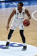 Basketball: Deutschland, 1. Bundesliga, Hamburg Towers - HAKRO Merlins Crailsheim, Hamburg, 10.01.2021<br /> Kameron Taylor (Towers)<br /> © Torsten Helmke