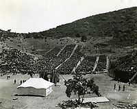 1922 Early concert at The Hollywood Bowl