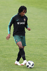May 30, 2018 - Lisbon, Portugal - Portugal's forward Gelson Martins in action during a training session at Cidade do Futebol (Football City) training camp in Oeiras, outskirts of Lisbon, on May 30, 2018, ahead of the FIFA World Cup Russia 2018 preparation matches against Belgium and Algeria...........during the Portuguese League football match Sporting CP vs Vitoria Guimaraes at Alvadade stadium in Lisbon on March 5, 2017. Photo: Pedro Fiuzaduring the Portugal Cup Final football match CD Aves vs Sporting CP at the Jamor stadium in Oeiras, outskirts of Lisbon, on May 20, 2015. (Credit Image: © Pedro Fiuza/NurPhoto via ZUMA Press)