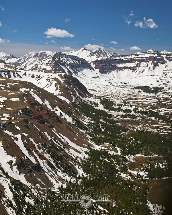 King's Peak - Highest point in Utah