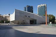 Tel Aviv, Museum of art.Herta and Paul Amir Building