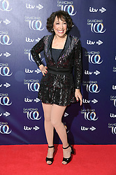 Didi Conn attending the Dancing on Ice launch held at the Natural History Museum, London. Photo credit should read: Doug Peters/EMPICS