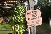 Fruit Stand, Hana, Maui