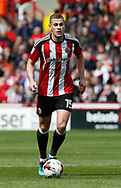 Paul Coutts of Sheffield Utd during the English League One match at  Bramall Lane Stadium, Sheffield. Picture date: April 30th 2017. Pic credit should read: Simon Bellis/Sportimage
