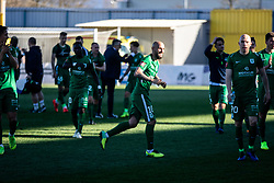 Brkic Goran of NK Olimpija Ljubljana after football match between NK Olimpija Ljubljana and NK Domžale in 24rd Round of Prva liga Telekom Slovenije 2018/19, on March 30, 2019 in Sports park Domzale, Slovenia Photo by Matic Ritonja / Sportida
