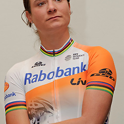 13-01-2016: Wielrennen: Ploegenpresentatie Rabo Liv Cyclingteam: Papendal: Arnhem: Ladies Cycling: Dames Wielrennen: Marianne Vos