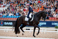 Nilshagen, Therese (SWE) Dante Weltino OLD<br /> Göteborg - European Championships 2017<br /> © www.sportfotos-lafrentz.de/Stefan Lafrentz