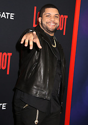 April 30, 2019 - New York City, New York, U.S. - Actor OÃ•SHEA JACKSON JR attends the New York premiere of 'Long Shot' held at AMC Lincoln Square. (Credit Image: © Nancy Kaszerman/ZUMA Wire)