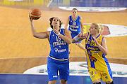 DESCRIZIONE : Parma Palaciti Nazionale Italia femminile Basket Parma<br /> GIOCATORE : Valentina Gatti<br /> CATEGORIA : tiro<br /> SQUADRA : Italia femminile<br /> EVENTO : amichevole<br /> GARA : Italia femminile Basket Parma<br /> DATA : 13/11/2012<br /> SPORT : Pallacanestro <br /> AUTORE : Agenzia Ciamillo-Castoria/ GiulioCiamillo<br /> Galleria : Lega Basket A 2012-2013 <br /> Fotonotizia :  Parma Palaciti Nazionale Italia femminile Basket Parma<br /> Predefinita :
